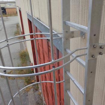 sifra coperture scala sicurezza